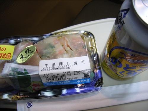 20100501名古屋 帰りのつまみ.JPG